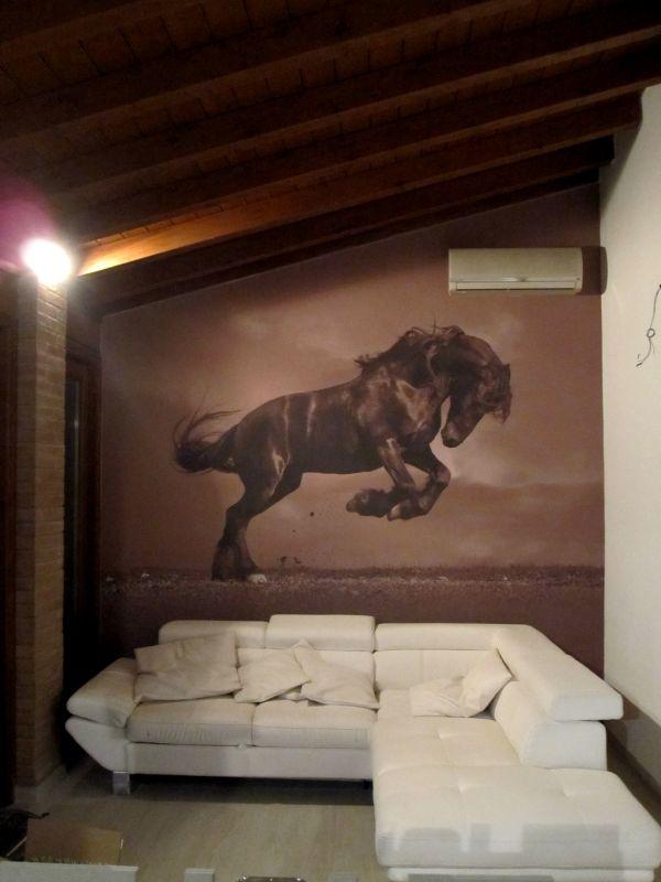 Pittori brescia;  decorazioni muri interni; pitture per interni