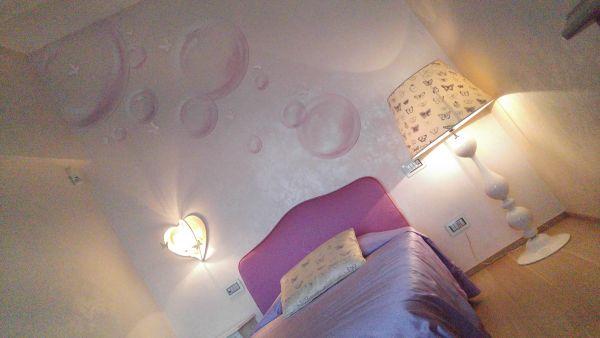 Decorazioni camere bambini; Decorazioni Brescia, pitture decorative Brescia